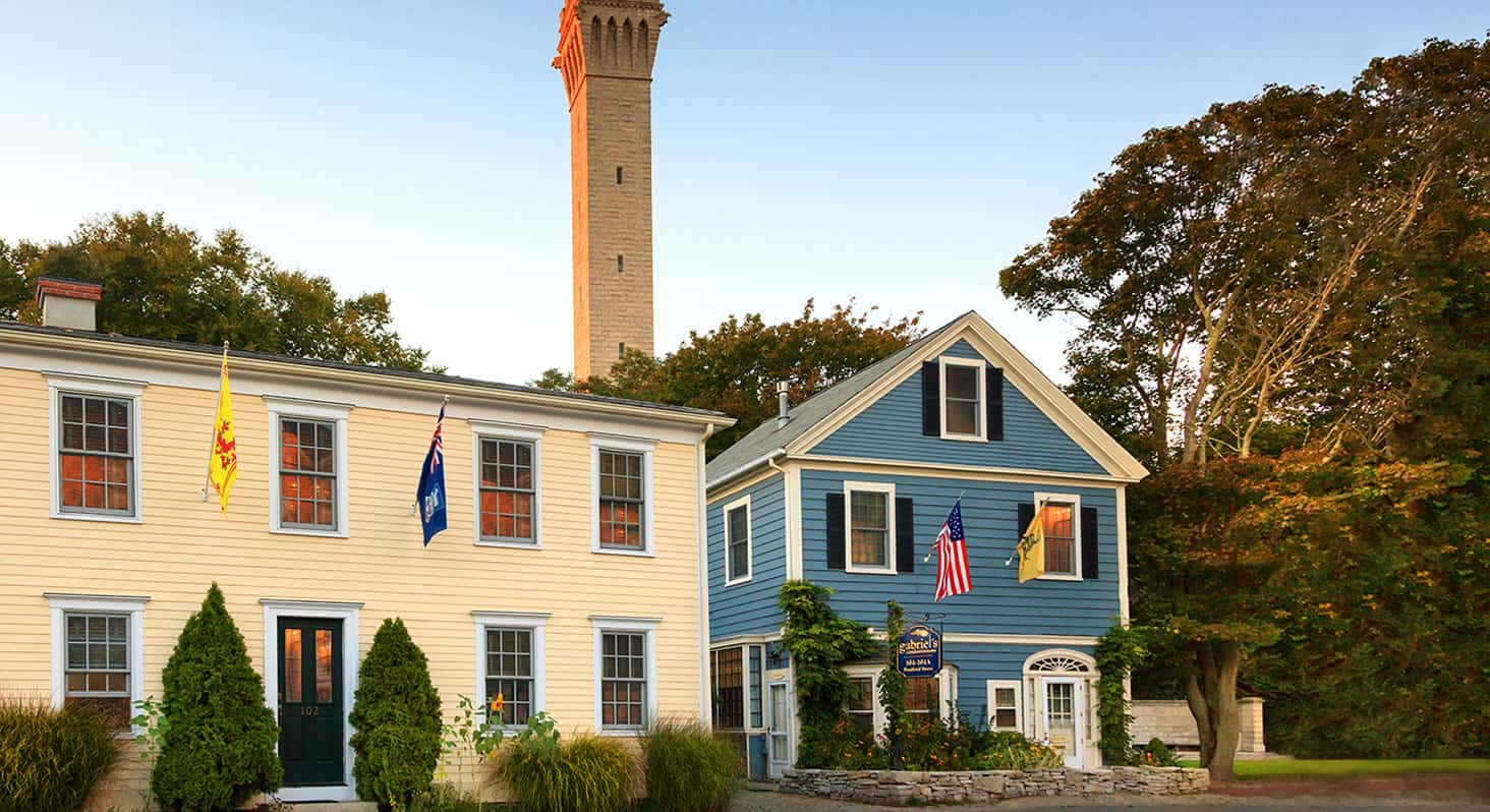 Provincetown Hotel, MA Facade