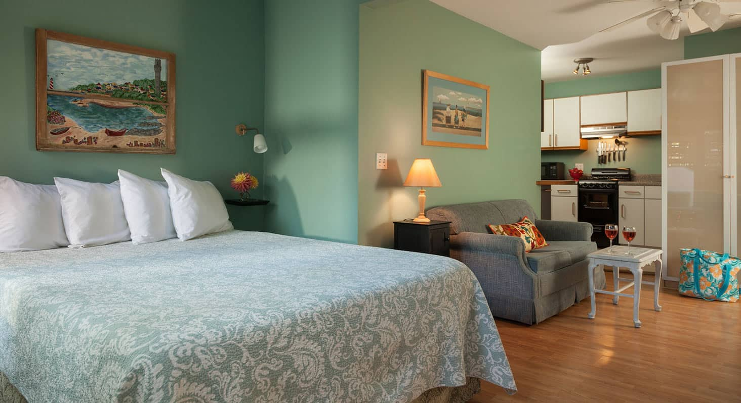Provincetown Guest Rooms