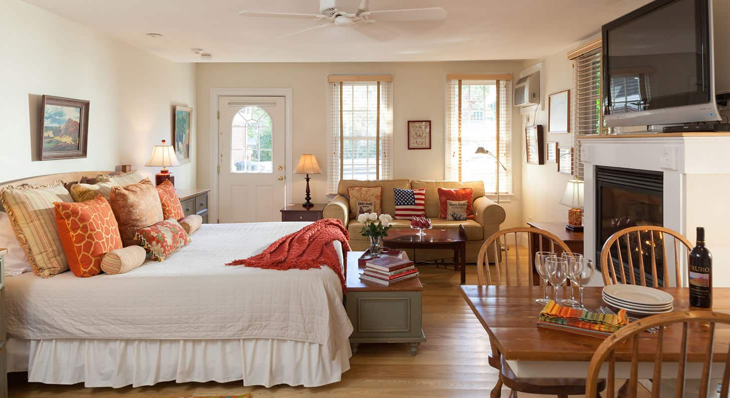 Gabriels Provincetown Rooms