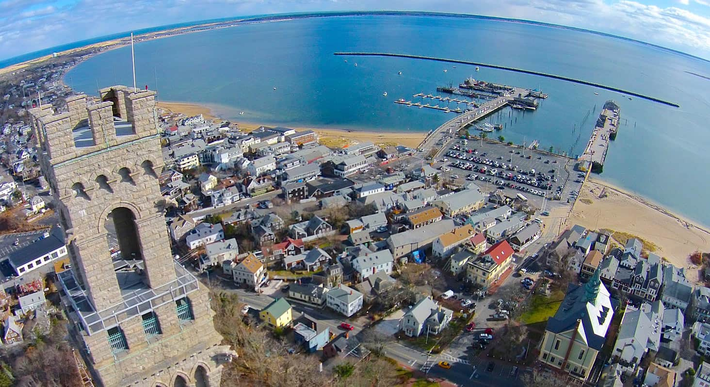 Interactive Provincetown MA Map