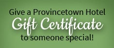 Provincetown lodging gift certificate