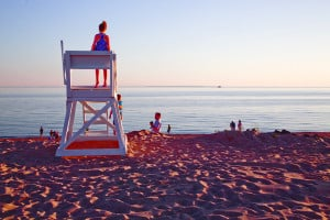 Lifeguard Chair, Herring Cove, Provincetown