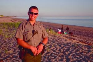 William Reina, U.S. Park Ranger
