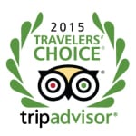 2015 Travelers Choice - Provincetown Hotel