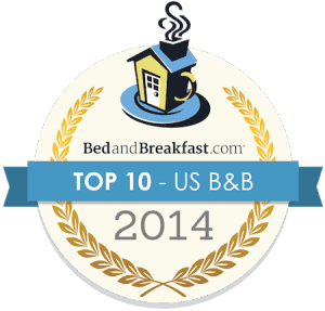 Top 10 Bed and Breakfast