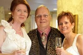 vernon porter wedding