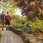 Provincetown Inn gardens