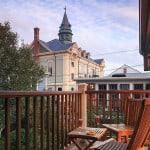Olivia Suite porch