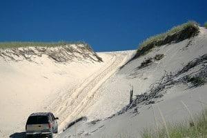 Dune-car