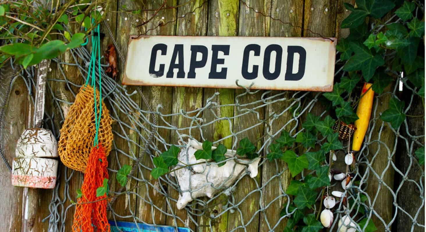 Cape Cod Fence And Shells