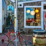 friday gallery hopping provincetown