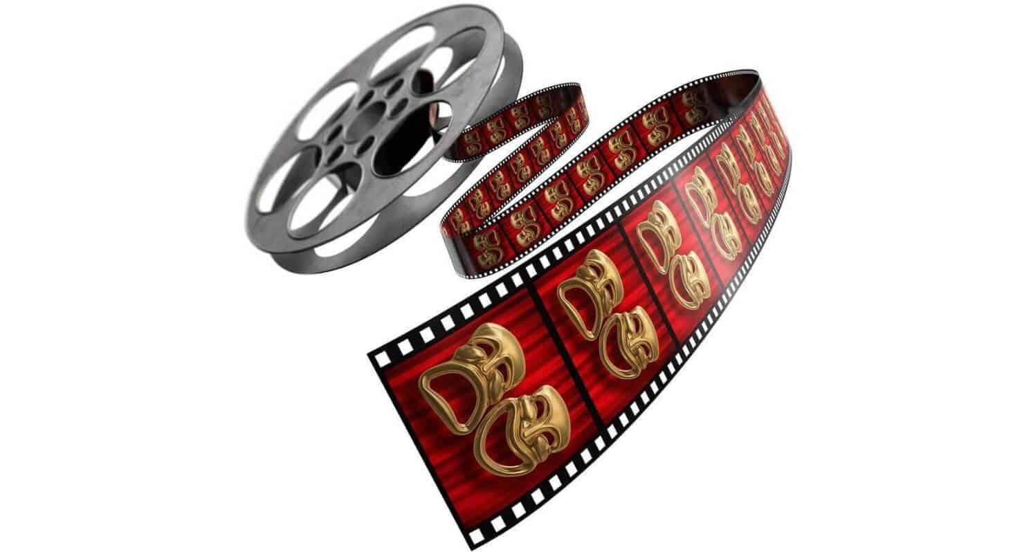 film festival film reel