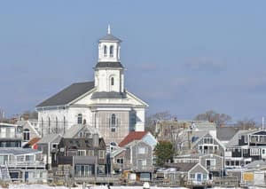Provincetown in Winter