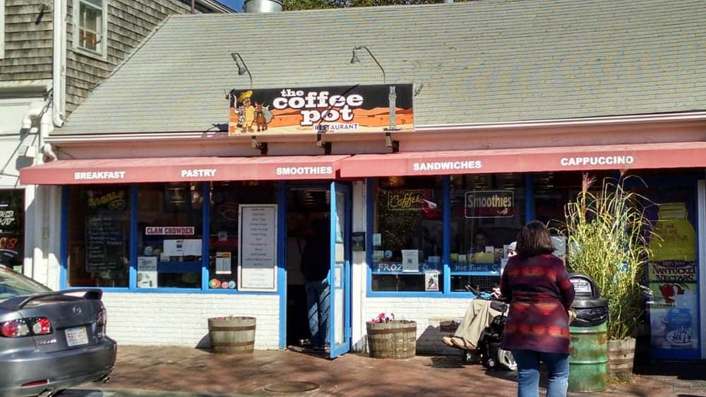 The Coffee Pot, Provincetown