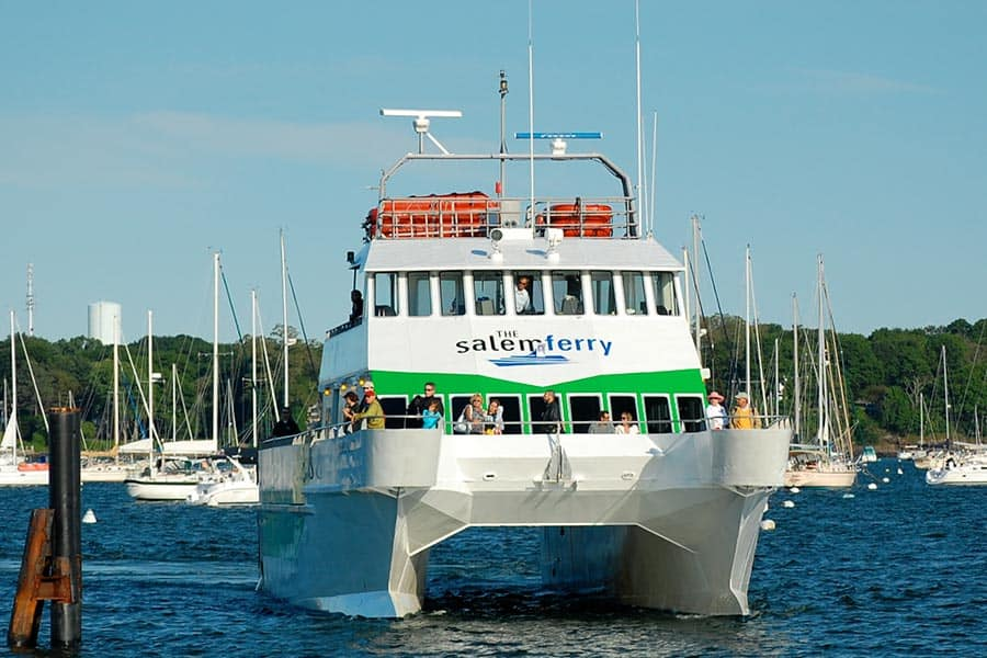 High Speed Salem Ferry